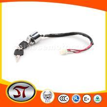 High Performance Key Switch Atv Pit Bike Key Ignition Switch With Metal Armor(China (Mainland))