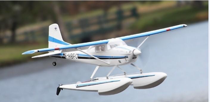 Cessna epo airplane model 1.5m big EPO CESSNA 185 UP Large 1:6 scale PNP with flaps(China (Mainland))