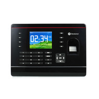 A-C061 Fingerprint  time attendance with free software employee time attendance support RFID function