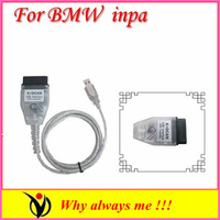 2014 wholesales For BMW INPA K DCAN,for BMW INPA ediabas with obd cables inpa Interface for BMW INPA K can diagnostic tool