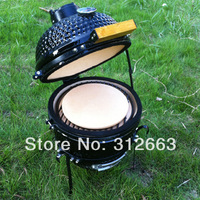 Home mini ceramic bbq oven grill