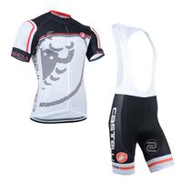 2014 new !!!CASTELLI  Men's outdoor sportwear  ciclismo Cycling Wear bike apparel clothing wear t-shirts jersey +bib shorts set