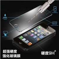 Premium Tempered Glass Screen Protectors For iphone 4 4S  Protective Films Free Shipping