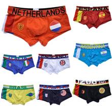 football boxer shorts promotion