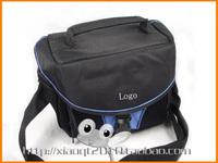 Free shipping Camera Bag pouch case For Nikon D5000 D3000 D40 D60 D50 D80 P80 P90 Black & Blue
