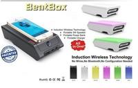 Free Shipping!Innovatek Universal Beat Pad Vibration Desk Amplifer Speaker for phone5 Note3