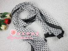 wholesale white silk scarf