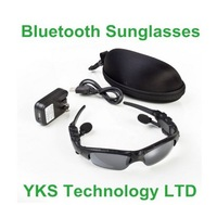 fashionable SM04 foldable Bluetooth Sunglasses--Y684 free shipping factory price