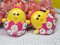 Free Shipping 50 PCS/Lots DIY Very Hot and Kawaii   Resin cabochons For  phones and photo frames DIY  Resin eggs