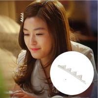 Korean TV series hot jewelry Hairpin Barrettes from SBS drama My Love From The Star Gianna Jun / Cheon Song-Yi / Kim Soo-Hyun