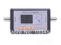 Free shippping, WS-6903 Digital Satellite Signal Finder Meter, Mini type, ponter finder With Indicate Light