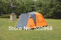 Camel automatic double layer tent outdoor 3 - 4 camping tent square outdoor bivvy tent