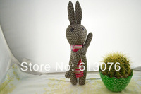 Best home decorations - Cute Fabric Rabbit , 5 colors, good Fabrics quality, Home Textile Stuffed Toy