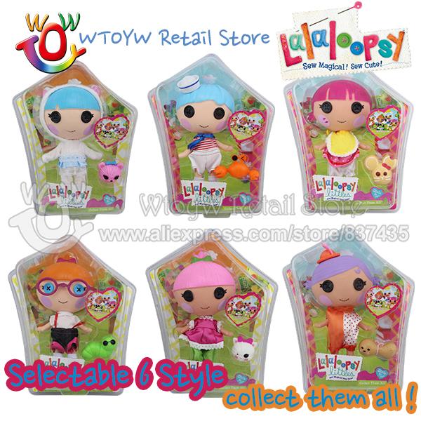 Lalaloopsy Littles Cartoon Lalaloopsy Doll Littles