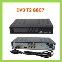 DVB-T2 Digital Terrestrial TV Receiver Support Russia menu High Definition MPEG2/ MPEG4/H.264/DVB T2 /USB/HDMI