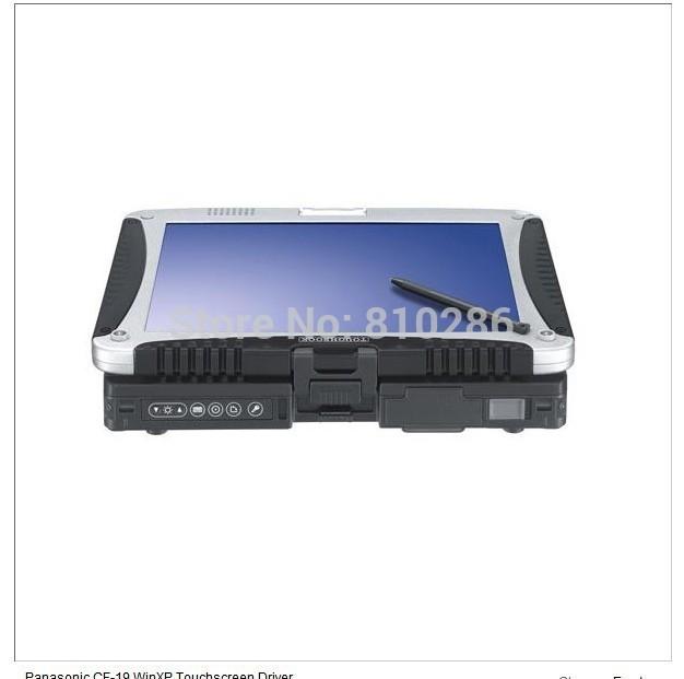 2014 Best Auto diagnostic tool professional laptop ToughBook CF-19 CF 19 laptop for bmw icom mb star c3 c4 ,etc(China (Mainland))