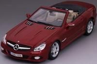Alloy 1:18 SL550 car models