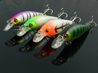 10.3g/8.5cm Minnow Fishing Lure Lucky Craft Hard Bait Fresh Water Bass Minnow Fishing Tackle