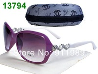 2014 wholesale Fashion sunglasses male women's trend polarized sunglasses large sunglasses driving mirror classic sun glasses