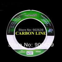 Tsurinoya Leader 100% Fluorocarbon Fishing Lines 100m/Spool 1#/1.5#/2# /2.5#/3#