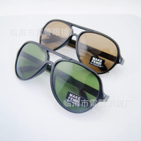 [ Factory custom ] online sales in 2014 , Ms. double girder glass hottest models sunglasses