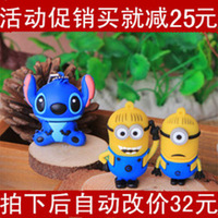 Usb flash drive 32g usb flash drive personalized gift girls cartoon usb flash drive
