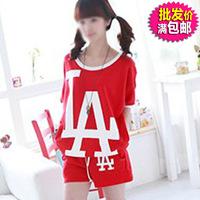 Clothing guangzhou clothes clothing 2013 autumn women's casual sports set