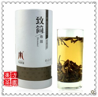 50g Super Natural White Tea Fuding Shou Mei Tea Anti old Tea For Health Care Product