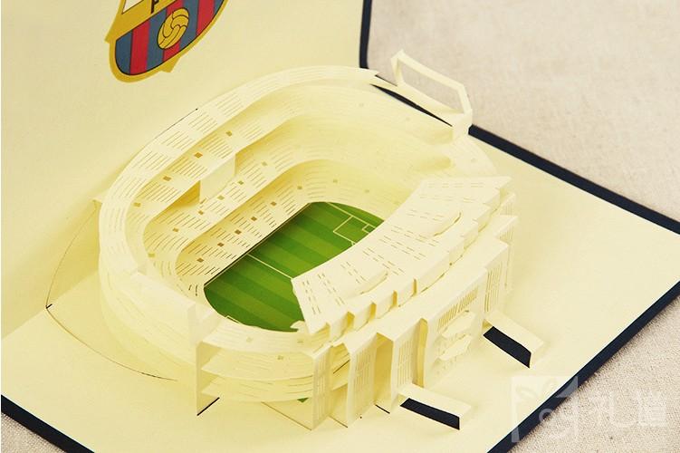 Barcelona Football Stadium Gift Shop Barcelona Football Stadium