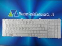 Belgium  Keyboard for toshiba Satellite C650 C655 C655D C660 L650 L655 L670 L675 L750 L755 T350 B350 BE white keyboard