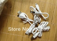 DHL 2000pcs/lot micro USB of the power bank Charger Cable for Samsung htc  Micro Data Sync Charging