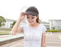 Wholesale - Hot Men&Women Cap Fashion SunHats Cool Visors Hats New School Baseball Peaked Cap Concise Style 10pcs free shipping