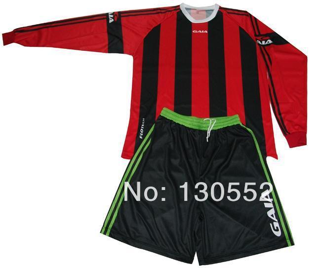 Cusotm made soccer jersey(China (Mainland))
