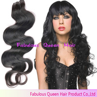 Virgin Brazilian Wavy Hair Free Shipping GuangZhou Queen Hair 60g/pc New Star Virgin Brazilian Hair Cheap Brazilian Hair Weave