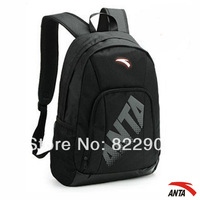 Waterproof Famous Brand Anta student school bag Nylon material fashion backpack Korean trend casual backpack high quality