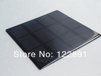 High Efficiency 3W 6V Solar Cell Monocrystalline Solar Panel DIY&Test Solar System  Solar Cell Panel 145*145*3 MM Free Shipping