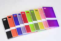 High quality TPU cover case with stand for xiaomi mi3 M3 , 10 colors MOQ : 1pcs/lot , free protector flim , free shipping