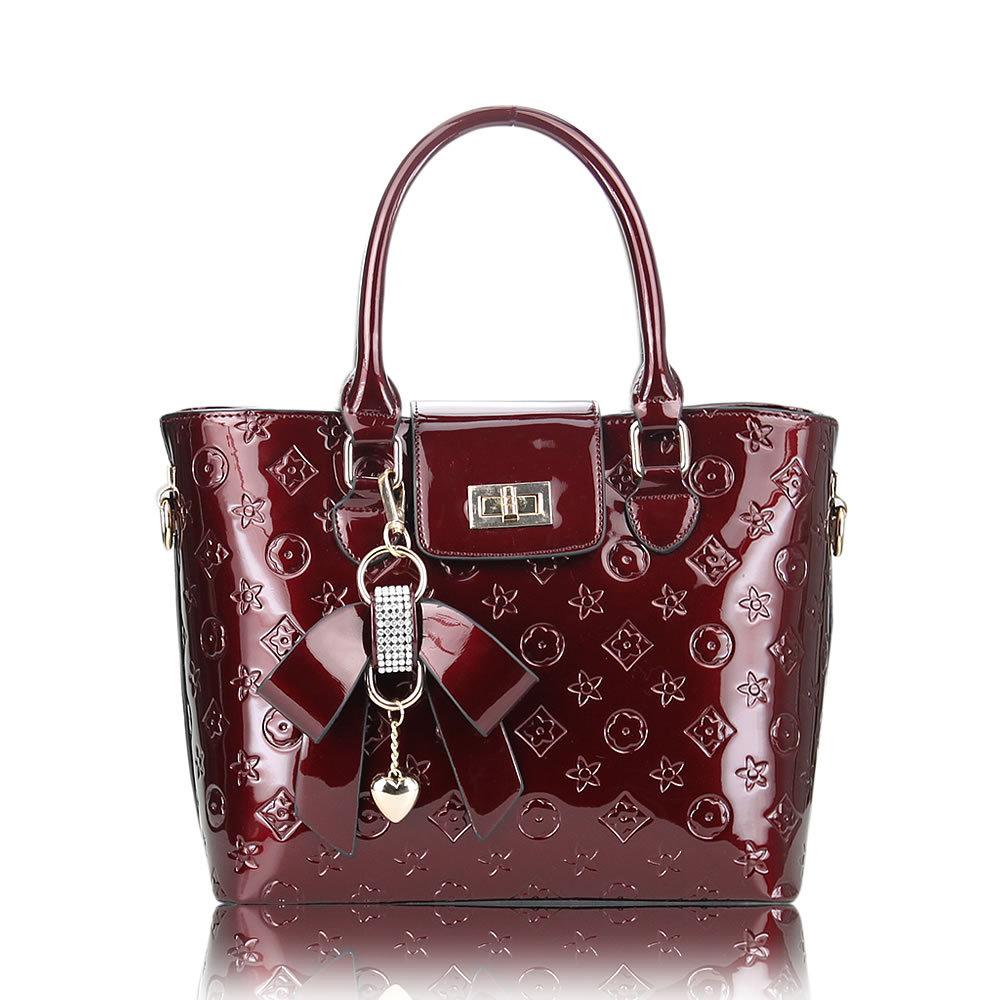 Innovative  POLO Brand Bag Women Leather Handbags Shoulder Bag Women Messenger Bag