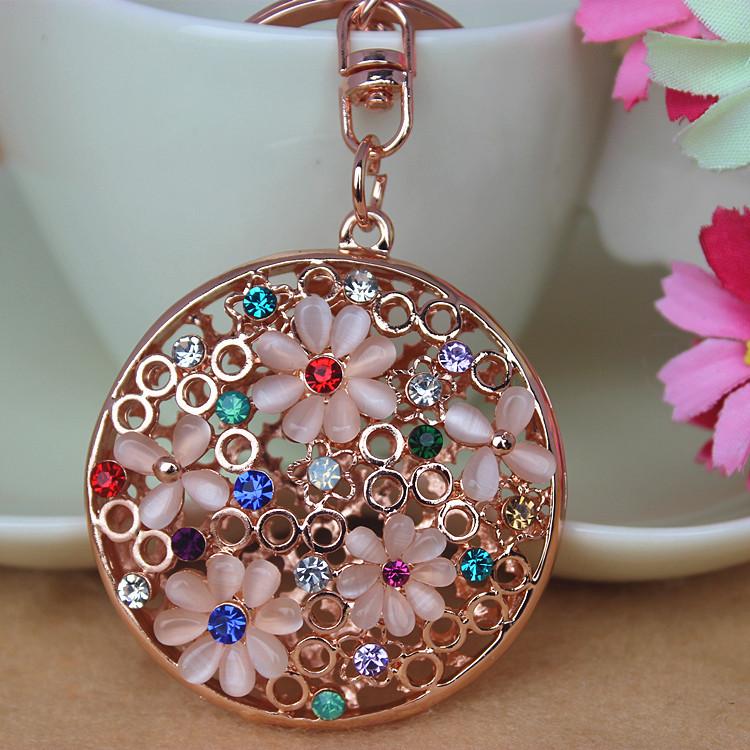 креативный подарок прекрасный кристалл rhinestone цветы