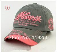 2pcs-Korean baseball cap fashion men and women sun hat summer Visor cap lovers hat-beautiful