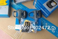 PD-R550 105 R550 Road bicycle self-locking pedals / bike pedals /  bicycle pedals / bike foot Gray color