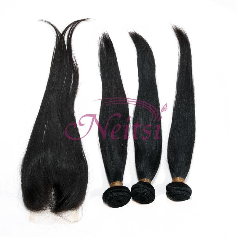 Genesis Virgin Hair Closures 115