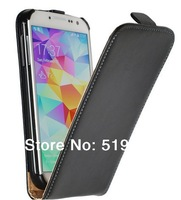 Galaxy S5 Flip Leather Case,Genuine Real Flip Leather Pouch Case For Samsung Galaxy S5 i9600