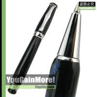 Duke Mentor Tutor Black And Silver Roller ball Pen Mother Of Pearl Grip New