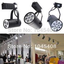 Free shipping 3w led tracking lamp, 85-265v,300lm high brightness led tracking light(China (Mainland))