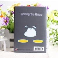 3D  duck style passport holder passport cover GRAY