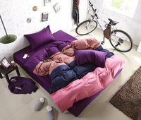 2014  Latest Fashion Multicolor Bedding Set  100% cotton 4pcs Linen  reactive dyeing ,no fade,no pilling ,Full/queen/king