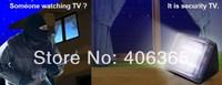 SpyCrushers Home Security TV Simulator - Fake TV - Burglar Deterrent - Anti-Theft, Burglary and Vandal Home Protection Device