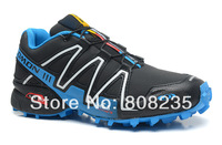 Free shipping ! 2014 year new style salomon  sports shoes , fashion adult men sneakers . size 40-45