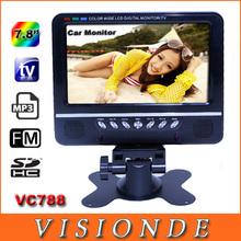 cheap portable color tv